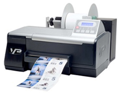 VP495 Color Label Printer
