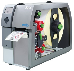 XC4 Thermal Transfer Printer