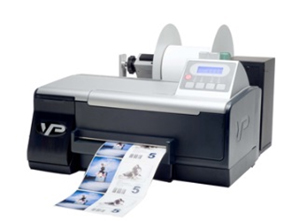 VP 495 VIP Color Inkjet Label Printer